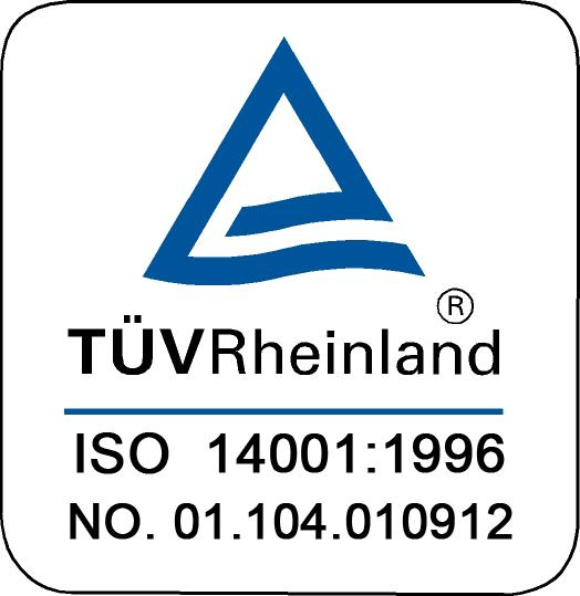 Inchem ISO14001 logo
